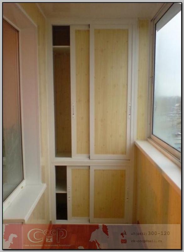 Дверь для шкафа на балкон дешево..